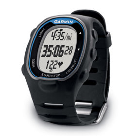 GPS-навигатор Garmin Forerunner 70 Men's Blue HRM (пульсометр)