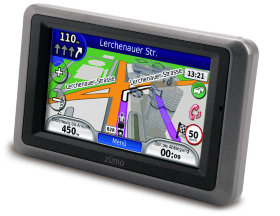 Garmin Zumo 660 LM, GPS, Atlantic