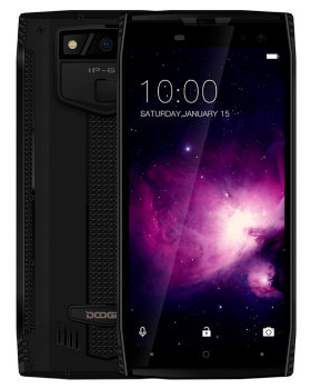 Смартфон DOOGEE S50 6/64Gb Black