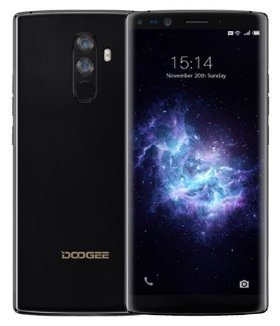 Смартфон DOOGEE MIX (4+64 GB) Black