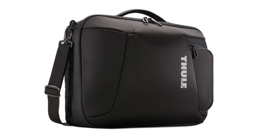 "Сумка-трансформер Thule Accent Laptop Bag 15.6"" (TACLB-116_BLACK) фото"